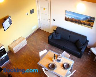 Case Appartamenti Vacanze Da Cien - Pollein - Living room
