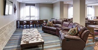 Springhill Suites Dallas Downtown / West End - Dallas - Living room