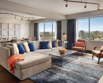 Hyatt Regency Louisville - Louisville - Living room