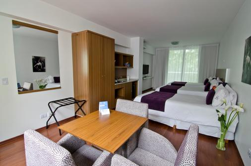 Hotel Bys Palermo - Buenos Aires - Makuuhuone