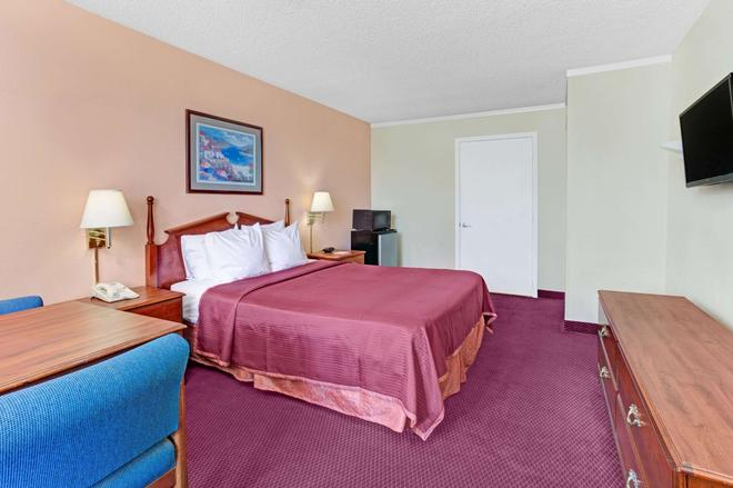 Howard Johnson by Wyndham Tropical Palms Kissimmee - Kissimmee - Chambre