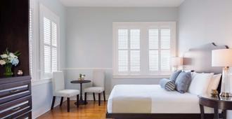 Elliott House Inn - Charleston - Bedroom