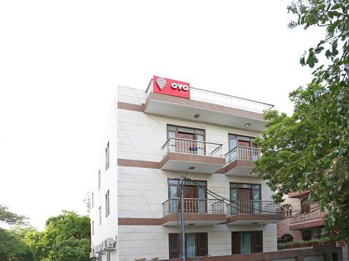 Oyo Flagship 477 Huda City Centre - Gurgaon - Κτίριο
