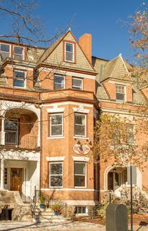 Beacon Inn 1750 - Brookline - Edificio
