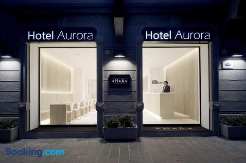 Hotel Aurora - Pavia - Gebäude