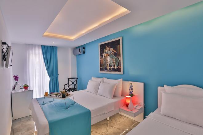 Hotel Belezza - Istanbul - Makuuhuone