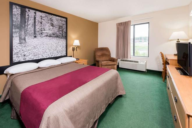 克拉克巷哥倫比亞速 8 酒店 - 哥倫比亞 - 哥倫比亞 - 臥室