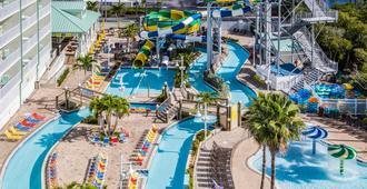 Chart House Suites on Clearwater Bay - Clearwater Beach - Piscina