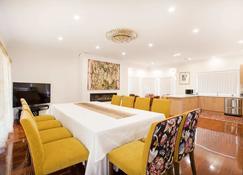The Art House - Katoomba - Spisestue