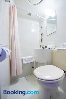 Hotel Select Inn Yonezawa - Yonezawa - Bad