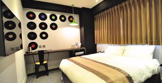Taichung Box Design Hotel - Đài Trung - Phòng ngủ