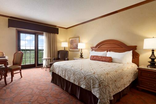 Chateau On The Lake Resort Spa And Convention Center - Branson - Phòng ngủ