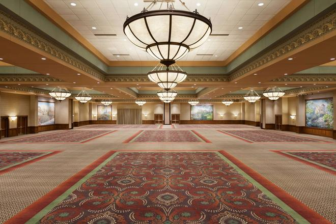 Chateau On The Lake Resort Spa And Convention Center - Branson - Juhlasali