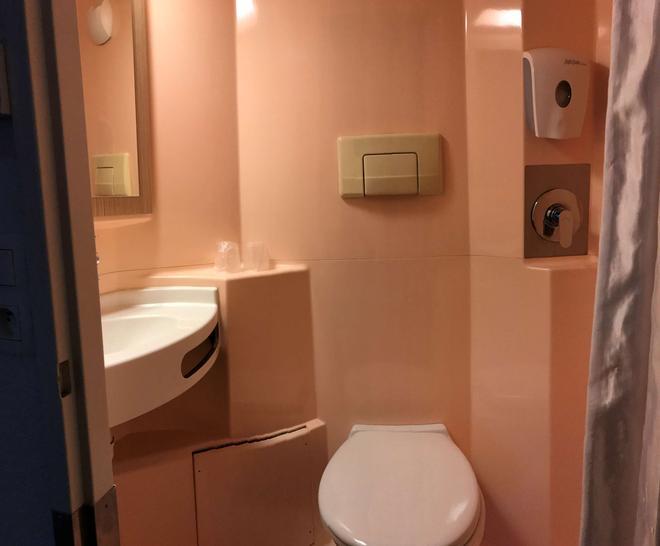 馬賽東-瓦倫丁高級酒店 - 馬賽 - 馬賽 - 浴室