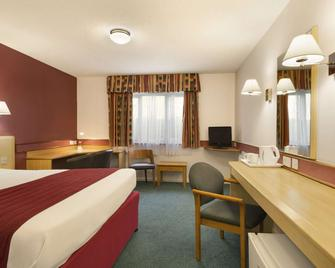 Days Inn by Wyndham Bradford M62 - Brighouse - Ložnice
