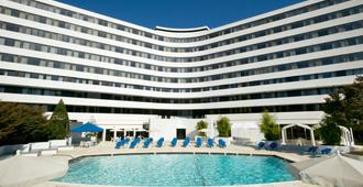 Washington Plaza - Washington DC - Piscine