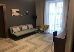 IBB Hotel Dlugi Targ - Gdansk - Living room