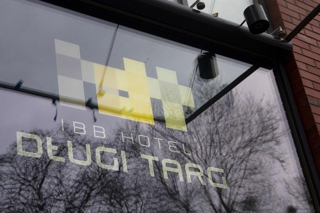 IBB Hotel Dlugi Targ - Gdansk - Building