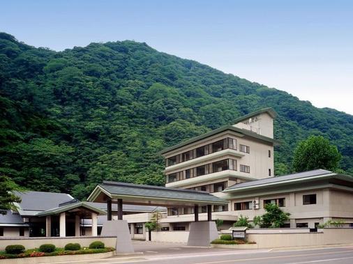 Kinransho Hanayama - Koriyama - Edificio