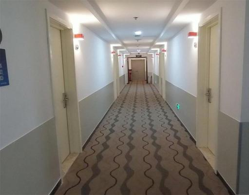 Youth Holiday Hotel Minzu University - Beijing - Beijing - Hallway