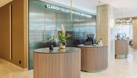 Clarion Collection Hotel Mektagonen - Gothenburg - Front desk