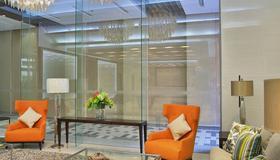 Valero Grand Suites By Swiss-Belhotel Makati - Makati - Recepción
