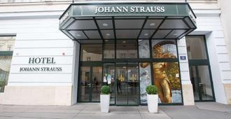 Hotel Johann Strauss - Wien - Bygning