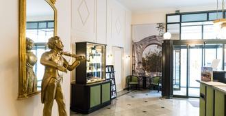Hotel Johann Strauss - Vienna - Hành lang