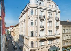 هوتل جوان ستروس - فيينا - مبنى