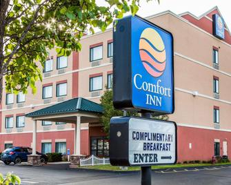 Comfort Inn East Windsor - Springfield - East Windsor - Building