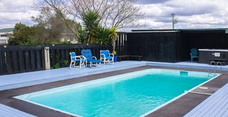 Palm Motel Waihi - Waihi - Pool