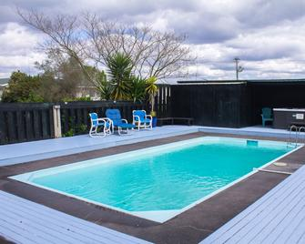 Palm Motel Waihi - Waihi - Pool