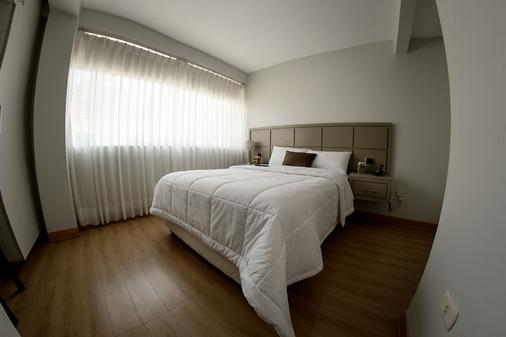 Hotel Convencion - Trujillo - Phòng ngủ