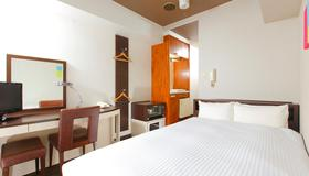 川崎貝塚弗萊克斯泰酒店 - 川崎 - 川崎 - 臥室