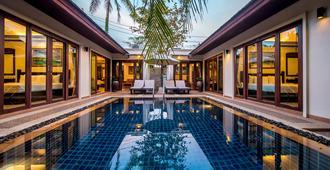 Pai Tan Villas - Choeng Thale - Piscina