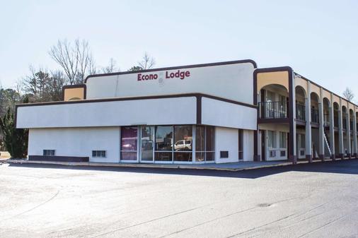 Econo Lodge - Goldsboro - Building