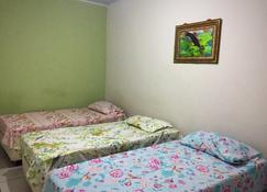 Pousada Cpa - Cuiabá - Schlafzimmer