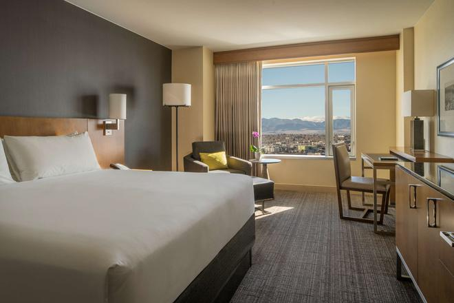Hyatt Regency Denver At Colorado Conv Ct - Денвер - Спальня