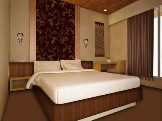 Dalem Ageng Premium Guesthouse - Malang - Bedroom