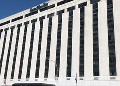 Capital Plaza Hotel - Frankfort - Building