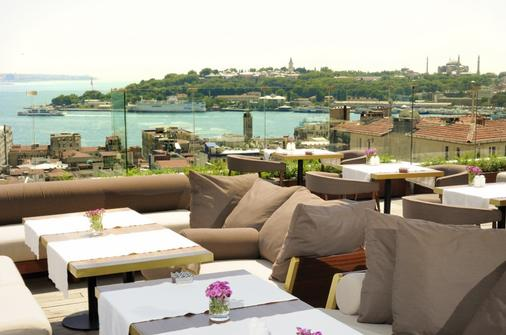 Georges Hotel Galata - Istanbul - Ban công