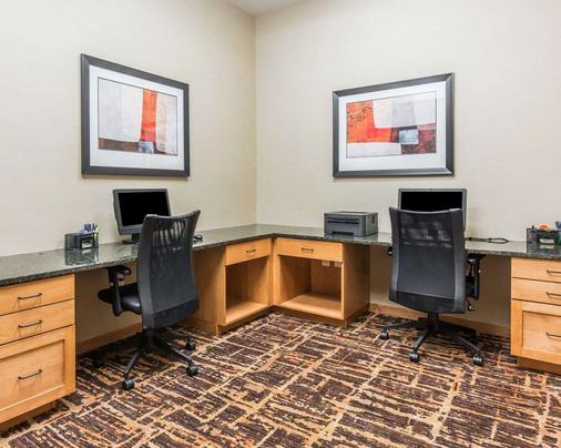Mainstay Suites Sidney - Sidney - Business Center