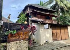 Port Barton Le Cou De Tou Village Resort - Roxas - Outdoor view