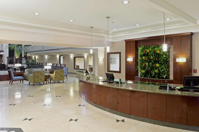 DoubleTree by Hilton Augusta - Augusta - Lobby