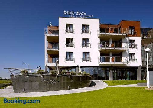 波羅的海廣場梅迪Spa酒店 - 科沃布熱格 - 建築