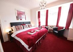 Toulson Court - Guest house - Scarborough - Bedroom