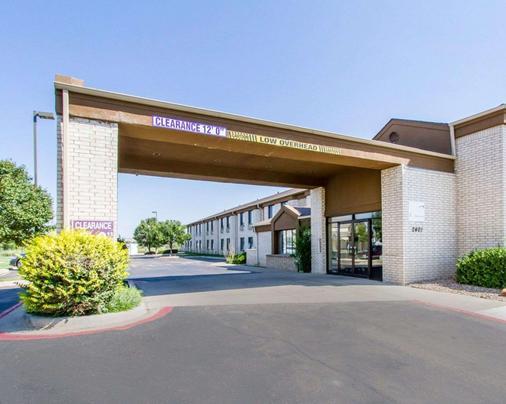 Sleep Inn Airport - Amarillo - Toà nhà