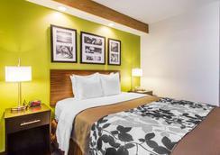 Sleep Inn Airport - Amarillo - Phòng ngủ