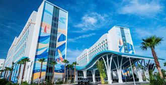 Universal's Endless Summer Resort - Surfside Inn and Suites - Orlando - Edificio