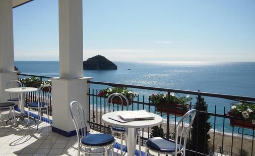 Best Western Hotel Acqua Novella - Spotorno - Balcony